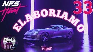 Need for Speed Heat. Dodge Viper GTS.  33 - ITA -