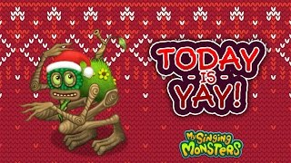 My Singing Monsters: Countdown to Yay - Today is Yay!