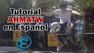 Video Como hacer AHMATW - Tutorial Freestyle Soccer download MP3, 3GP, MP4, WEBM, AVI, FLV Desember 2017