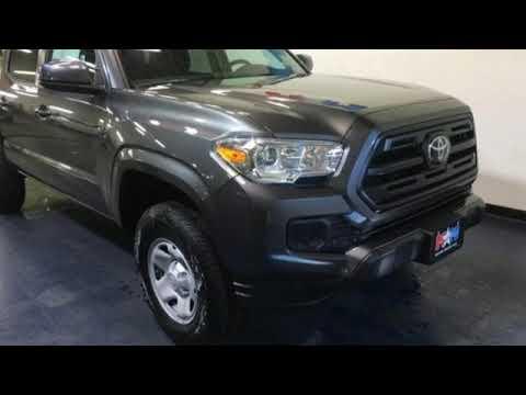 New 2019 Toyota Tacoma 4WD Christiansburg VA Blacksburg, VA #TY190786