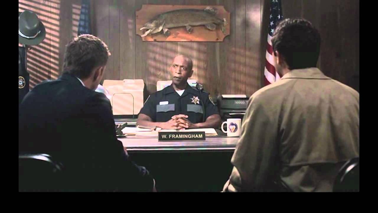 Supernatural Dean And Castiel FBI - YouTube