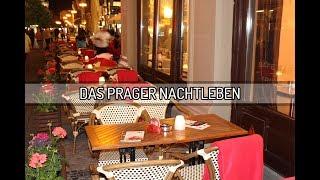 Prag -  Nachtleben am Altstädter Ring