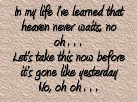 jessica simpson - i wanna love you forever lyrics