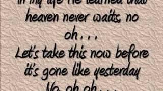 jessica simpson - i wanna love you forever lyrics