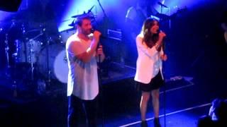 Sasha feat. Lynne - Silver Linings (live@Gibson Club Frankfurt 14.06.2015)