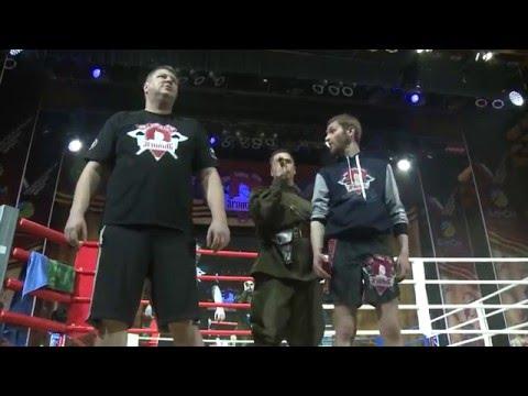 Николай Наумов-Андрей Свиридов, звёздный бой