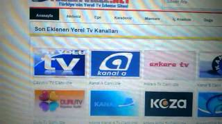 Canlı HD Yereltvizle | HD TV izle
