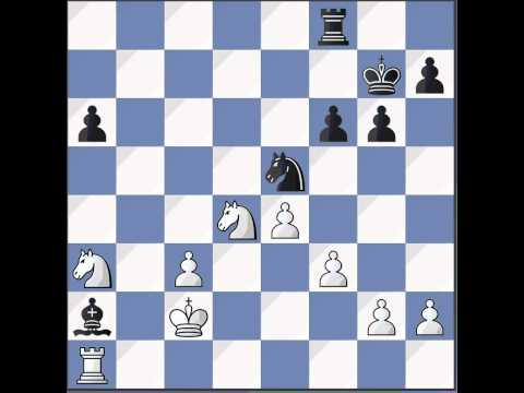 Analysing my own chess game #1 (2000 level)