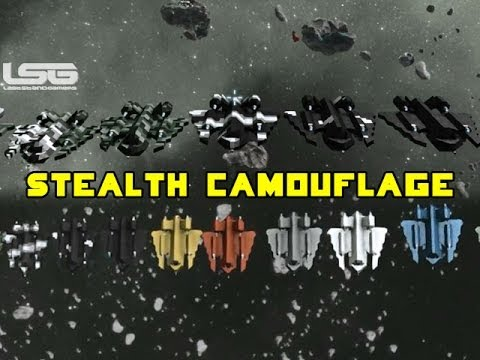 space engineers camouflage amp optical illusions hiding
