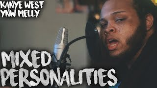 YNW Melly & Kanye West - Mixed Personalities (Kid Travis Cover)