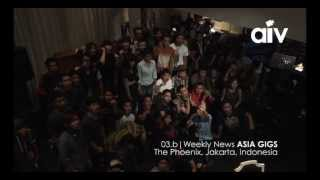 ASIA INDIE VIDEO (AIV NEWS 3B) THE PHOENIX GIGS