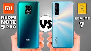 Redmi Note 9 Pro vs Realme 7 / НЕОЖИДАННЫЙ ИСХОД
