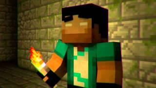 HEROBRINE É MEU PAI? Minecraft - Animação!