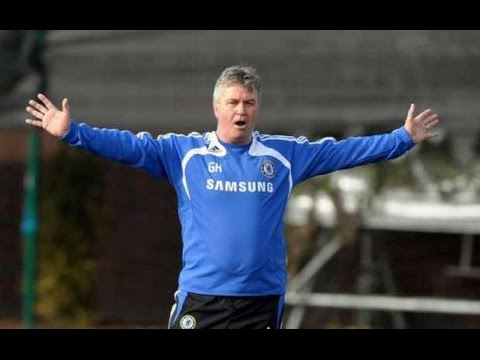 Chelsea Should Beg Hiddink to Stay...Is Conte even the Right Man?