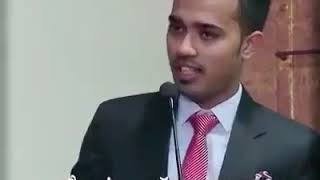 The youngest IPS officer of India Safin Hasan
