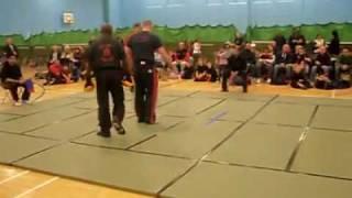 Baron Omidi's Kung Fu Kickfighters @ Shentie Mixed Martial Arts Tournament
