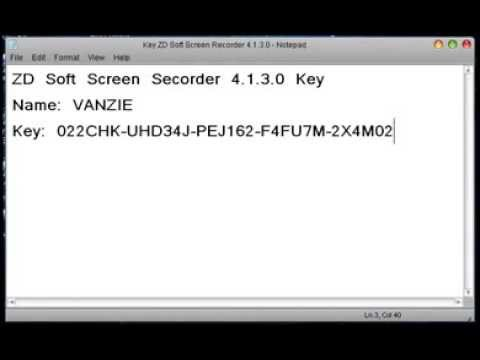 serial keygen video  capture software