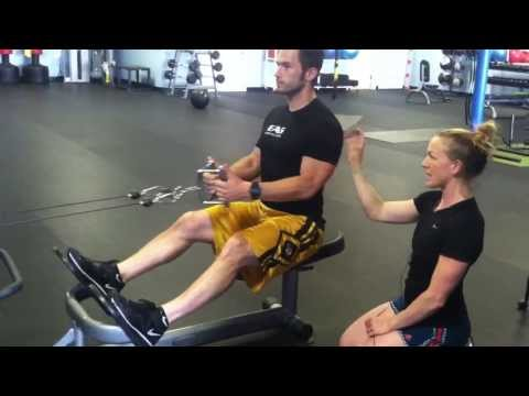 How to (and how not to) do a seated cable row