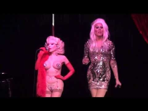 SHARON NEEDLES & AMANDA LEPORE