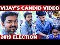 WOW: Thalapathy VIJAY Voting FULL VIDEO | Lok Sabha Election 2019 | Super Exclusive