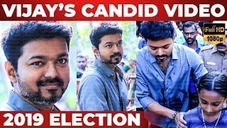 wow-thalapathy-vijay-voting-full-video-lok-sabha-election-2019-super-exclusive