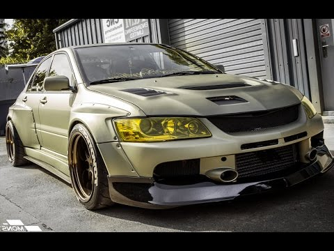 MITSUBISHI EVO 9 BEST OF THE BEAST! - YouTube