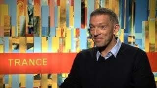 'Trance' Vincent Cassel Interview