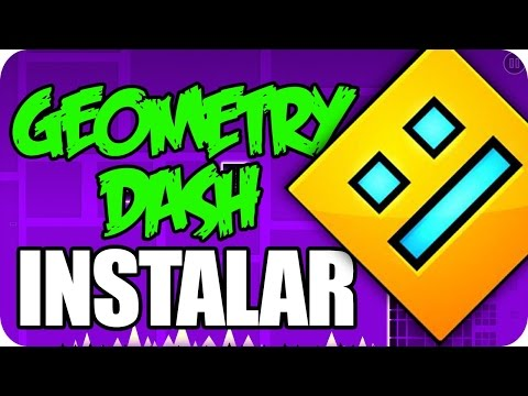 Como Instalar Geometry Dash 2.0 [MEDIAFIRE]