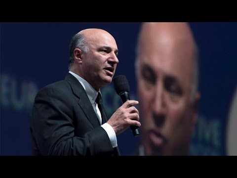 """Kevin O'Leary thanks Wynne for """"bankrupting us, in her own special way"""""""
