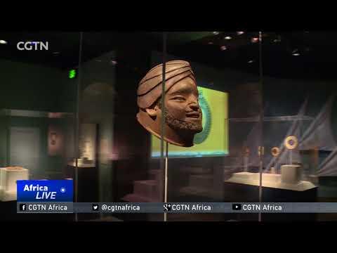 U.S. museum exhibits art from East Africa's coastline