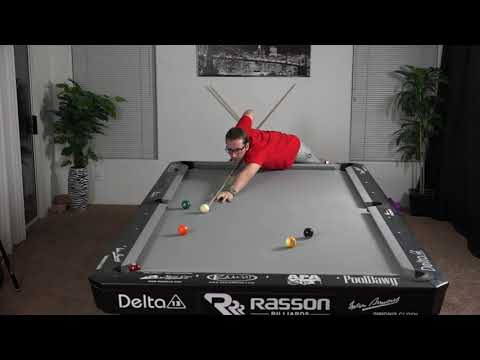 7-8-9 & 10 Ball Break and Run -- Venom Trickshots