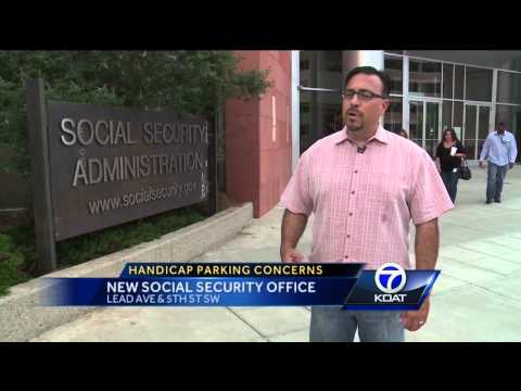 New Social Security Office