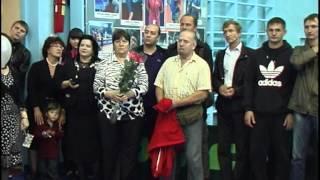 Настольный теннис открытие Хабаровск ХК ФНТ 04.09.12.
