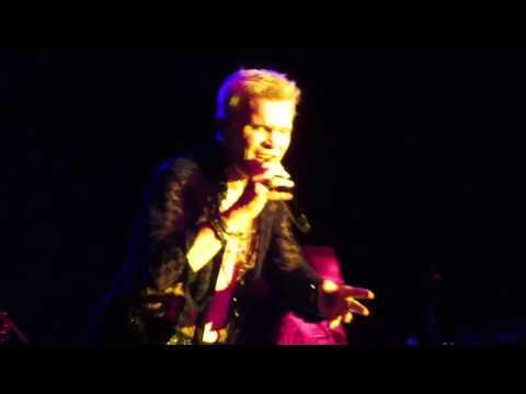 Billy Idol - Mony Mony (Live UK Tour 2018)