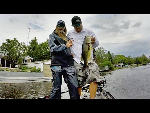 1st Bass Tournament EVER! Do We Have Enough To WIN IT!? | Ladybass