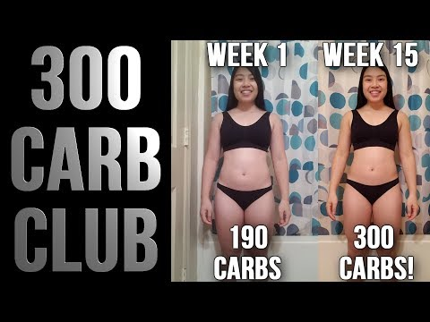 Client Reverse Diet Update Week 16 - 300 Carbs A Day!