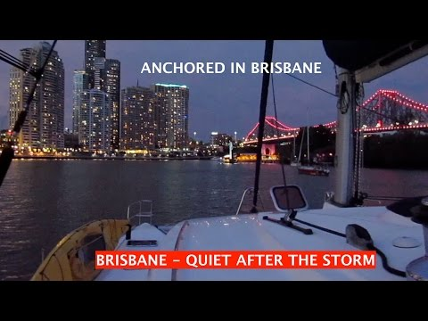 EP.5 AUSTRALIA - Sailing to BRISBANE CITY via SCARBOROUGH