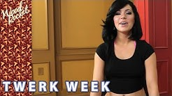 """Twerk Week"" With Porn Star Belle Noire Twerking"