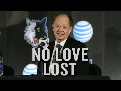 Glen Taylor is a hilariously bitter owner and it's great (Daily Win)