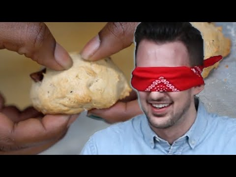 We Tried Baking Cookies Blindfolded