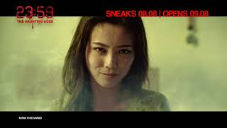 Video 23:59 THE HAUNTING HOUR Official Trailer | In Cinemas 09.08.2018 download MP3, 3GP, MP4, WEBM, AVI, FLV Agustus 2018