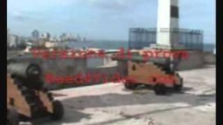 Cuba Havana fortress San Carlo de la Cabana