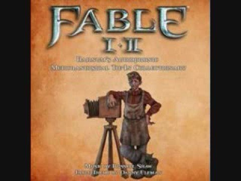 Fable 2 Music - Wraith Marsh