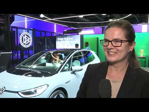 2019 Frankfurt Motor Show: these are the EVs your employees will want