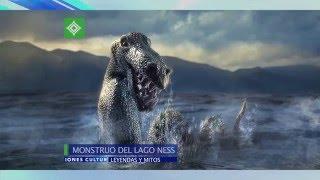 Mitos y leyendas: El Monstruo del Lago Ness