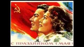 Москва первомайская! Красивое видео-поздравление с 1 мая!