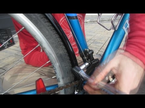 How to Replace and Adjust the Front Derailleur/Shifter Cable on a Bicycle