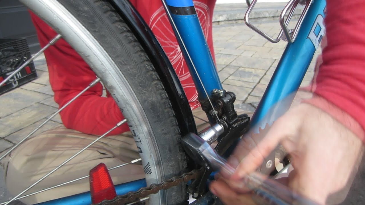 How To Replace And Adjust The Front Derailleur Shifter