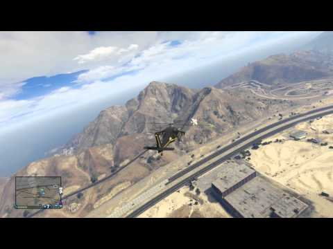 GTA 5 The Jet Hacker (GTA 5 Funny Moments With The Crew)