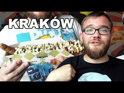 Gdzie WARTO Zjeść W Krakowie? | GASTRO VLOG #114
